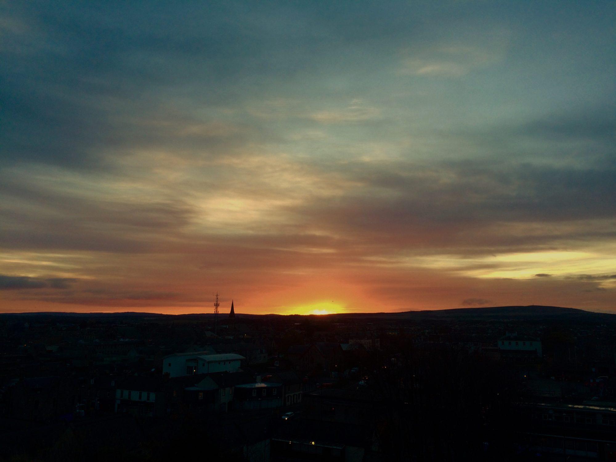 Elgin Sunrise